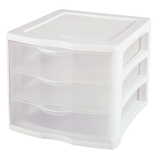 Storage Drawers & Carts