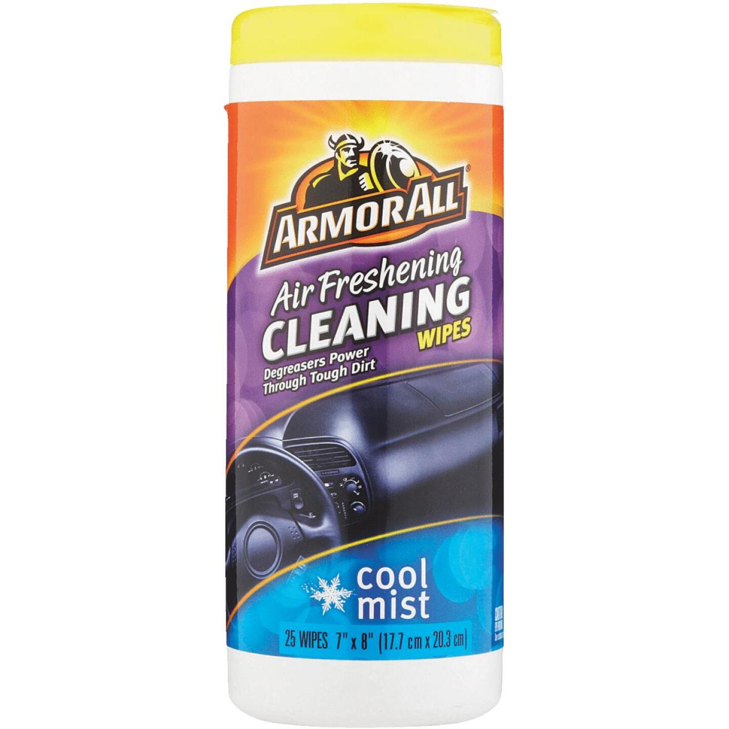 Armor All Cool Mist Scent Protectant Wipe Image 2