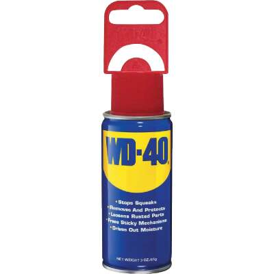 WD-40 3 Oz. Aerosol Multi-Purpose Lubricant