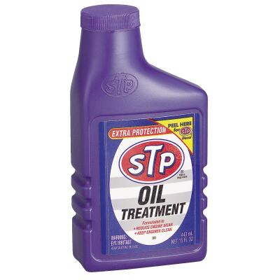STP 15 Oz. Oil Treatment