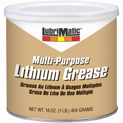 LubriMatic 16 Oz. Can Multi-Purpose Lithium Grease