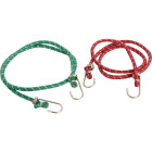 Smart Savers 6mm x 36 In. Metal with Safety End Bungee Cord (2-Pack) Image 3