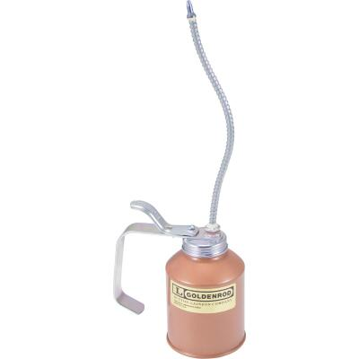 Goldenrod 12 Oz. Pump Oiler with Flexible 8 In. Spout