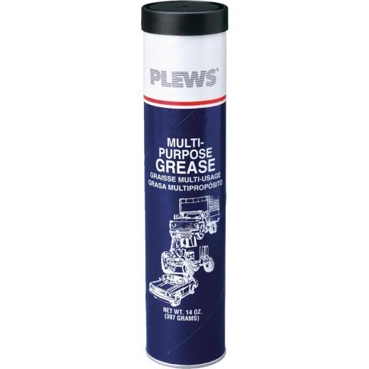 Plews 14 Oz. Cartridge Multi-Purpose Grease