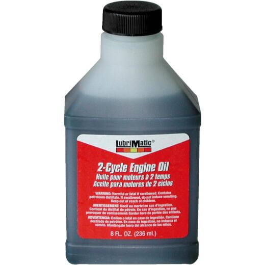 LubriMatic 8 Oz. Air Cooled 2-Cycle Motor Oil