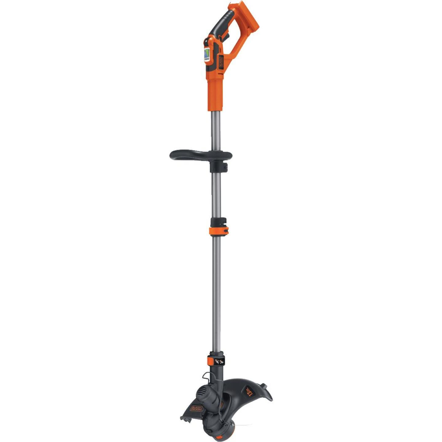 Black & Decker 40V MAX 13 In. Lithium Ion Straight Cordless String Trimmer Image 6