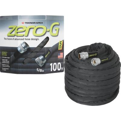Apex Zero-G 5/8 In. Dia. x 100 Ft. L. Drinking Water Safe Garden Hose