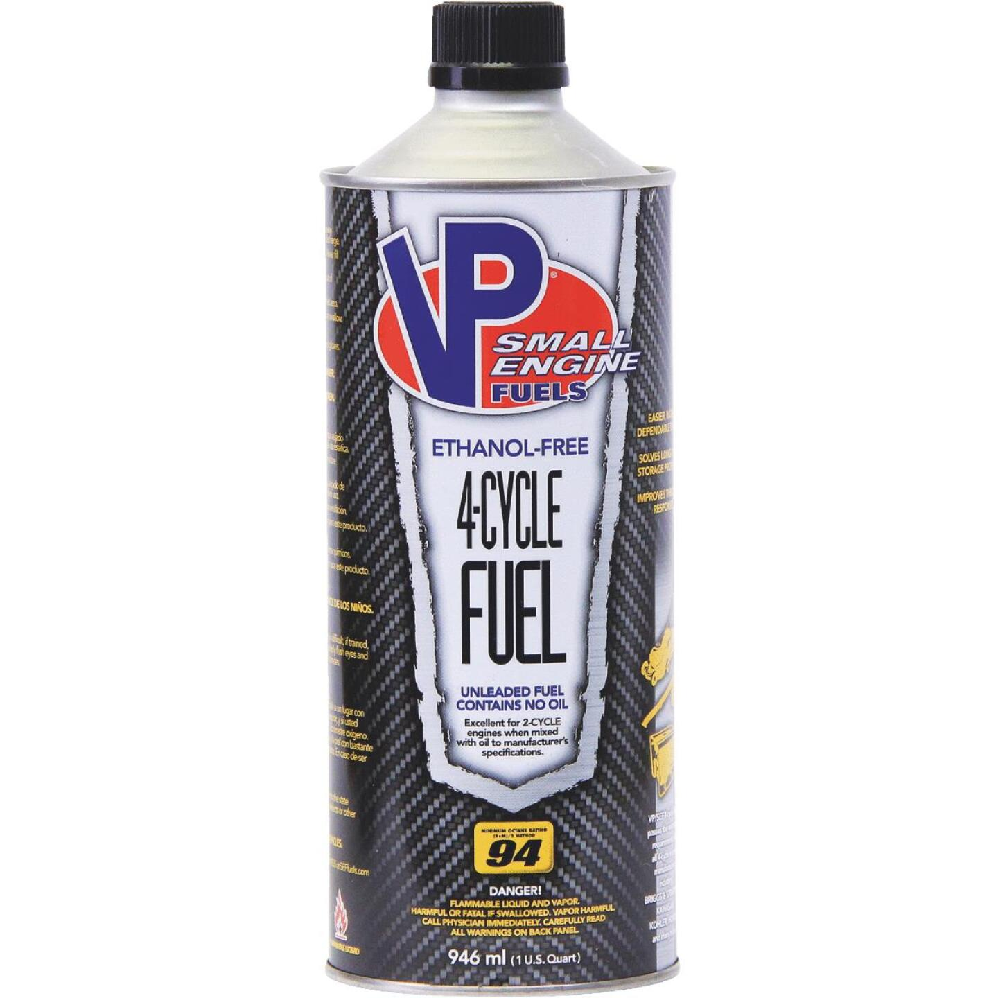 VP Small Engine Fuels 32 Oz. Ethanol-Free 4-Cycle Fuel Image 1