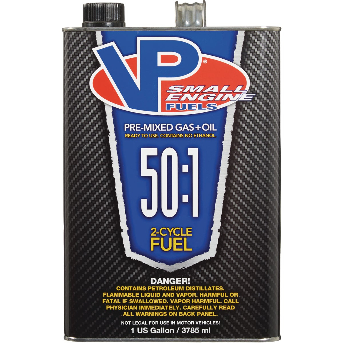 VP Small Engine Fuels 1 Gal. 50:1 Ethanol-Free Gas & Oil Pre-Mix Image 2