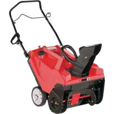 Troy-Bilt Squall 179E 21 In. 179cc Single-Stage Gas Snow Blower