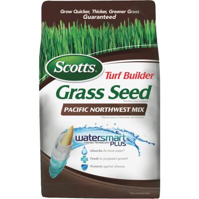 Scotts Turf Builder 7 Lb. Up To 2380 Sq. Ft. Coverage Pacific Northwest Grass Seed