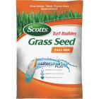 Scotts Turf Builder 15 Lb. Up To 6000 Sq. Ft. Coverage Thermal Blue KY Bluegrass Fall Mix Grass Seed Image 1