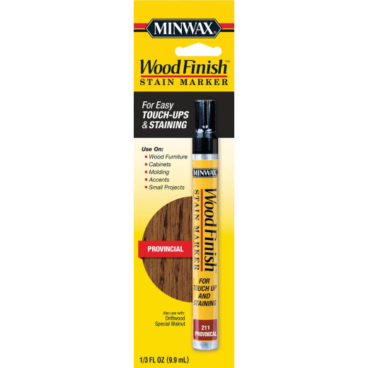 Minwax Wood Finish Provincial Stain Marker
